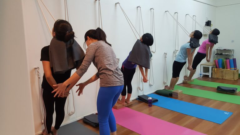 Corporate yoga Classes in Singapore