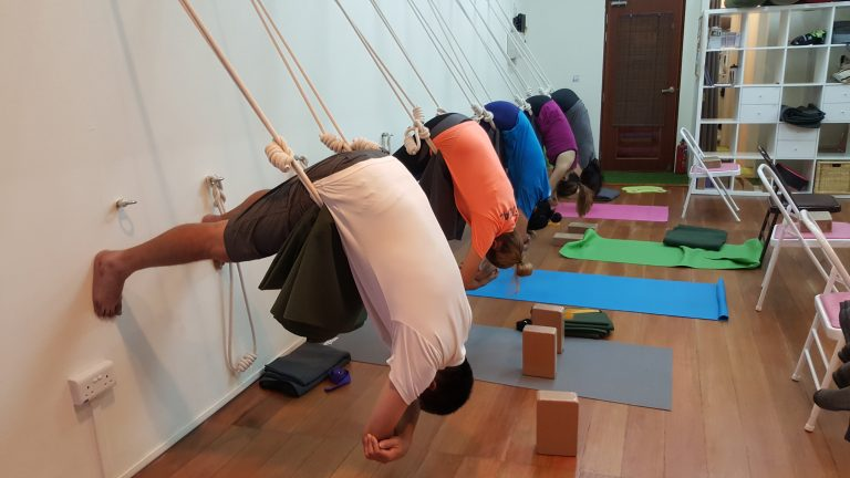 Yoga for back pain Singapore